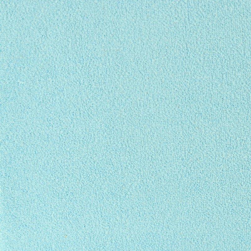 Jasno Niebieskie prześcieradło z gumką 200x220 FROTTE Jasny Niebieski