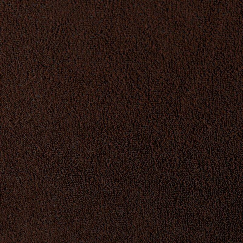 Brązowe prześcieradło z gumką 200x220 FROTTE Brąz Prześcieradła Frotte 200x220