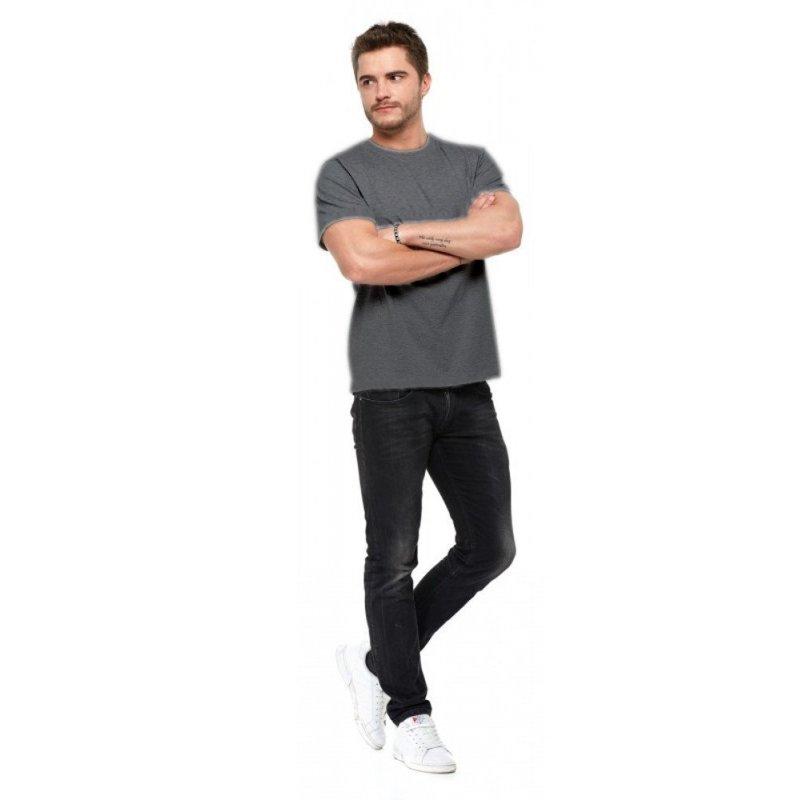 Koszulka T-SHIRT Męski MORAJ 100% Bawełna
