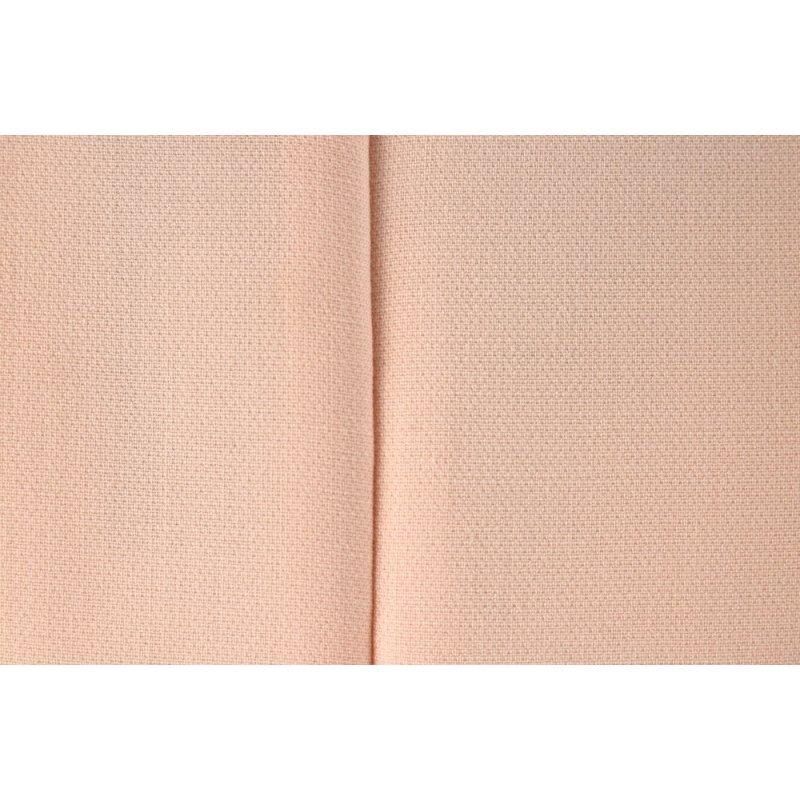 Sukienka koktajlowa z rękawem typu motylek - różowa