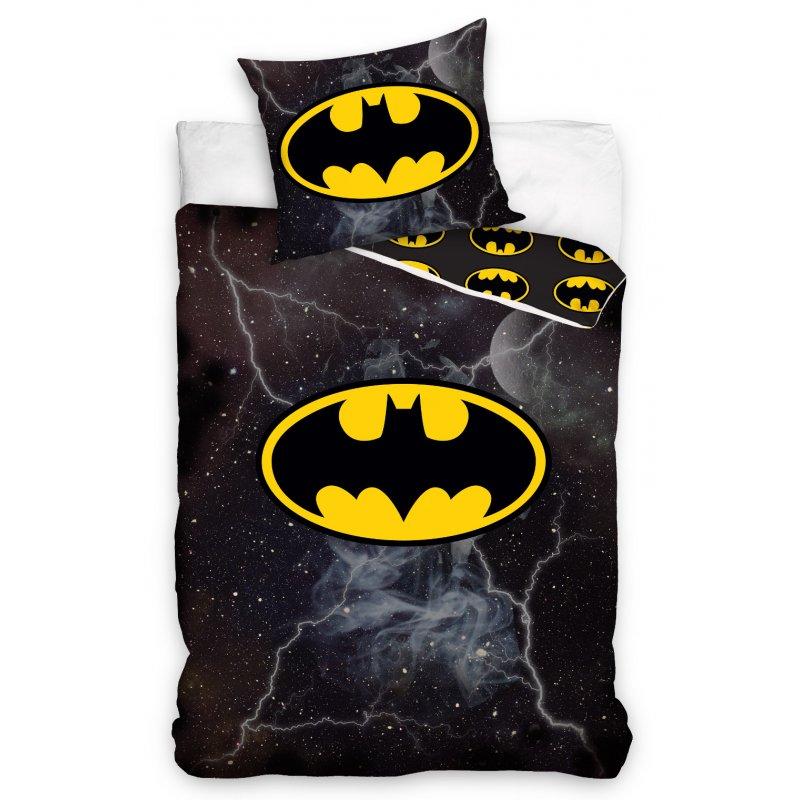Pościel 3D Dziecięca 160x200 BATMAN Pościel z Batmanem BAT186OO1
