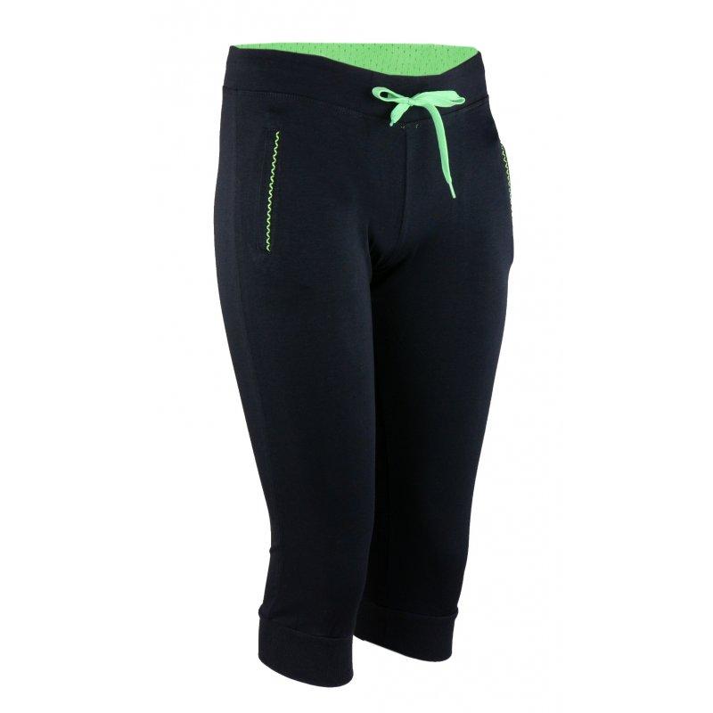 Spodnie dresowe sportowe RYBACZKI- zielone