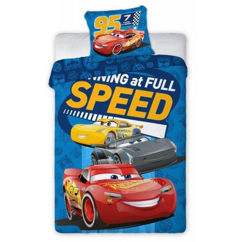 Pościel 3D Samochody 160x200 100% Bawełna BOB BUDOWNICZY 006 Bajkowa pościel dziecięca