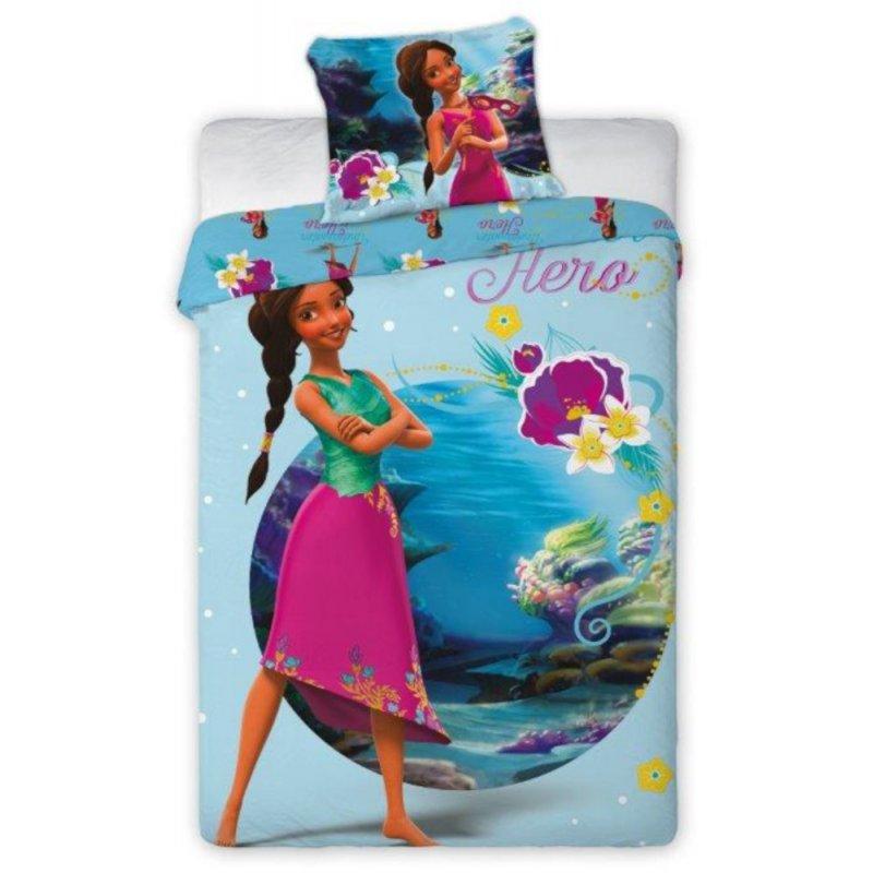 Pościel ELENA Z AVALORU 160x200 100% Bawełna 007 Pościel Disney Pościel z licencją