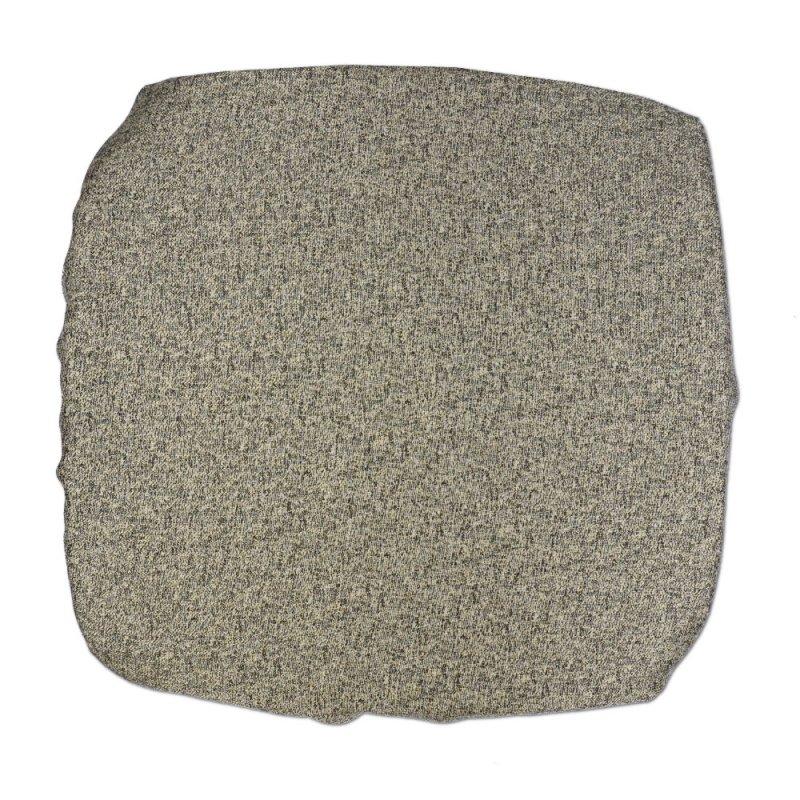 Kwadratowa Poduszka na Taboret 30x30 cm Piaskowy Beż Poduszka na Taboret Kwadratowy