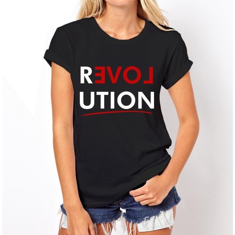 Koszulka REVOLUTION (czarna)