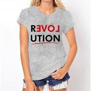 Koszulka REVOLUTION (szara)