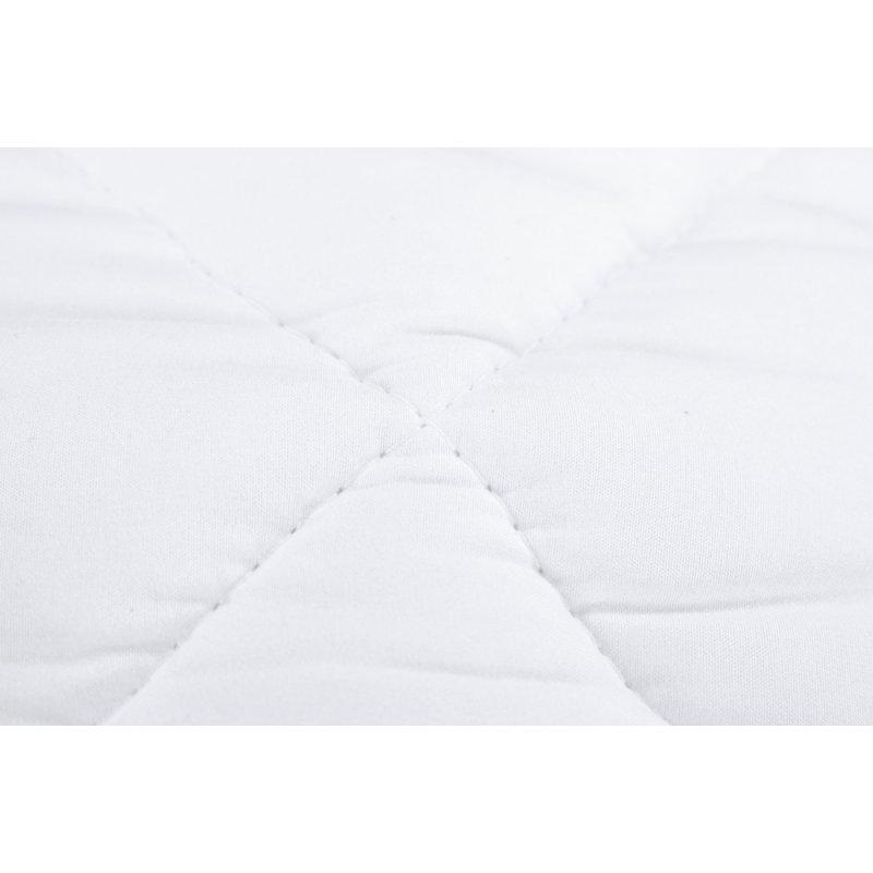 Biała Kołdra z Kulkami Silikonowymi 160x200 Antyalergiczna Kołdra z granulatem silikonowym 160x200 Kołdra z kulki silikonowej 16