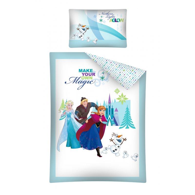 Pościel Dziecięca 100x135 Kraina Lodu FRO 16 A DC Pościel Detexpol Pościel Disney Frozen Pościel Dziewczęca Pościel Niemowlęca