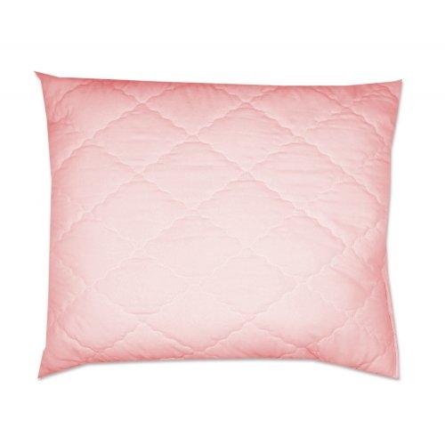 Poduszka 50x60 z Kulkami Silikonowymi Antyalergiczna Różowa