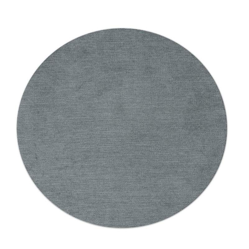 Okrągła poduszka na taboret 35 cm 4528 TKANINA