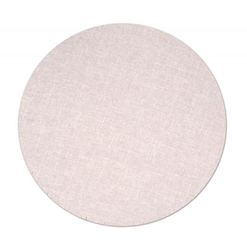 Okrągła poduszka na taboret 35 cm 4530 TKANINA