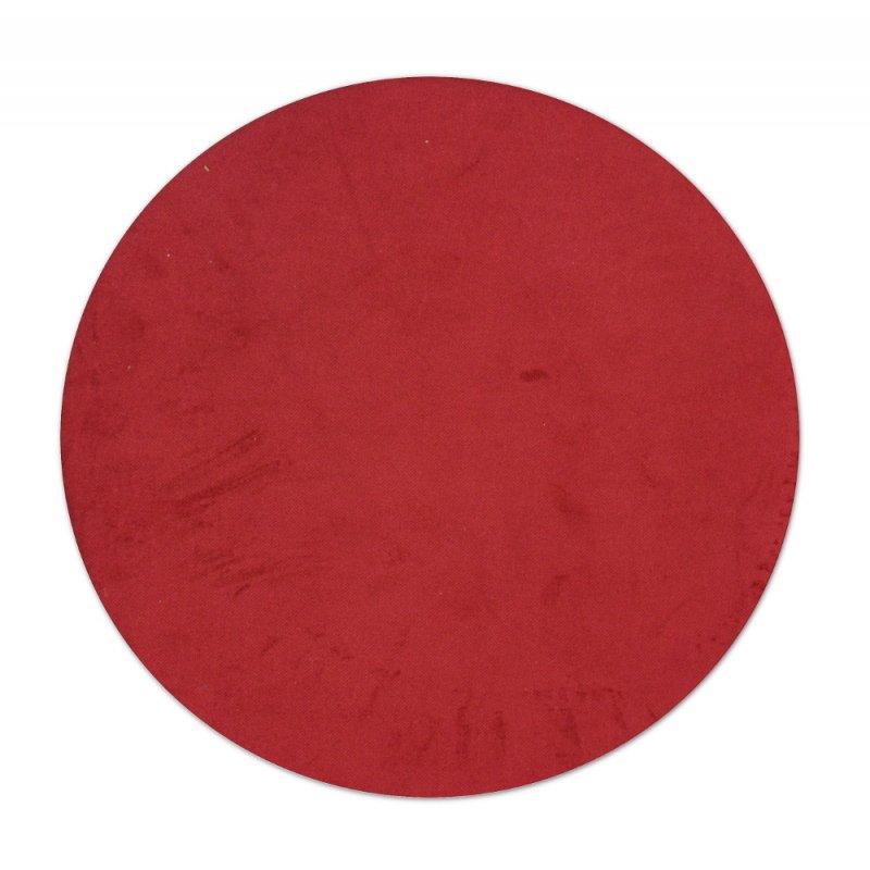 Okrągła poduszka na taboret 35 cm 4532 TKANINA