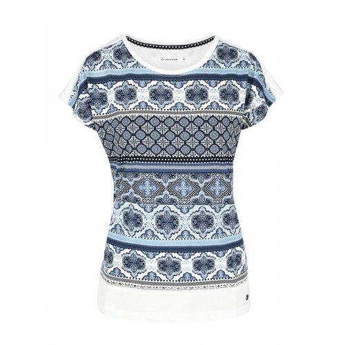 Koszulka damska T-ADA - wzór etniczny