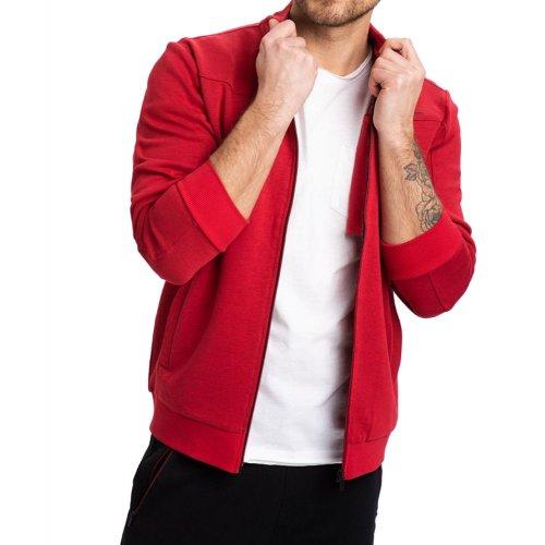 Bluza męska B-ARES - czerwona