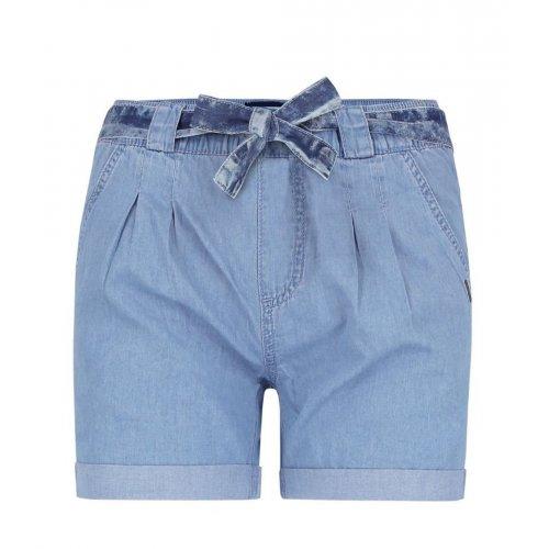 Damskie szorty jeansowe D LENA blue XS
