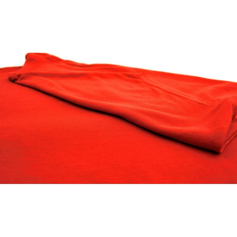 Bluzka asymetryczna ST/VK 5002 czerwona