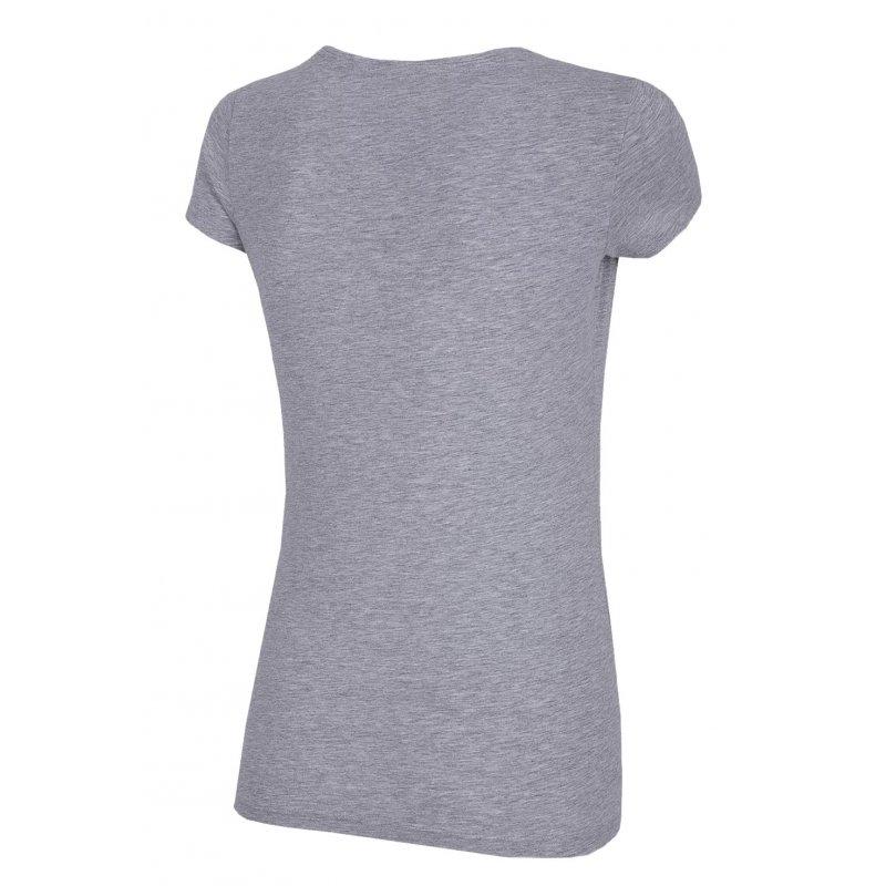 Koszulka damska 4F H4Z20 TSD014 - szara