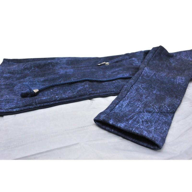 Bluza/kurtka ala jeans (ciemna)