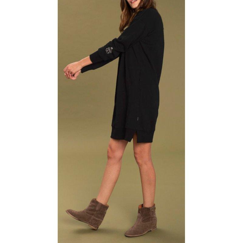 Sukienka DRESOWA G-IVY - czarna