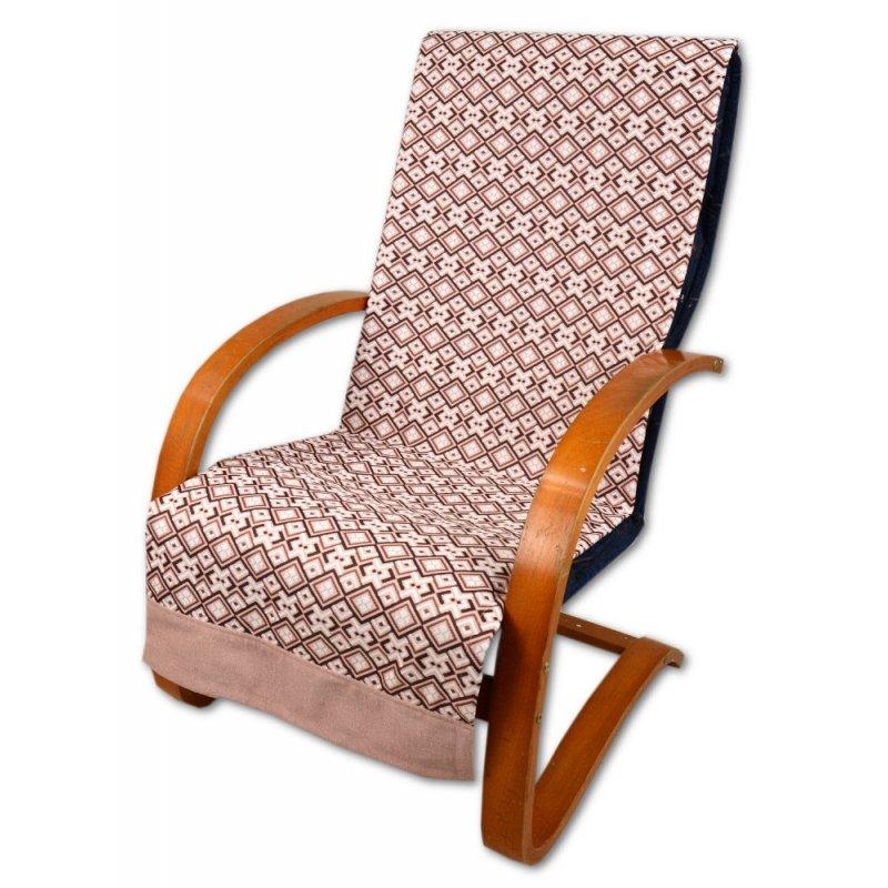 Kapa Narzuta na Fotel 70x160 7261 Narzuta na fotel różowa nakrycie na fotel przykrycie na fotel kapa na fotel