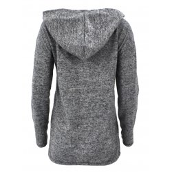 Bluza/narzutka OK (szary melanż)