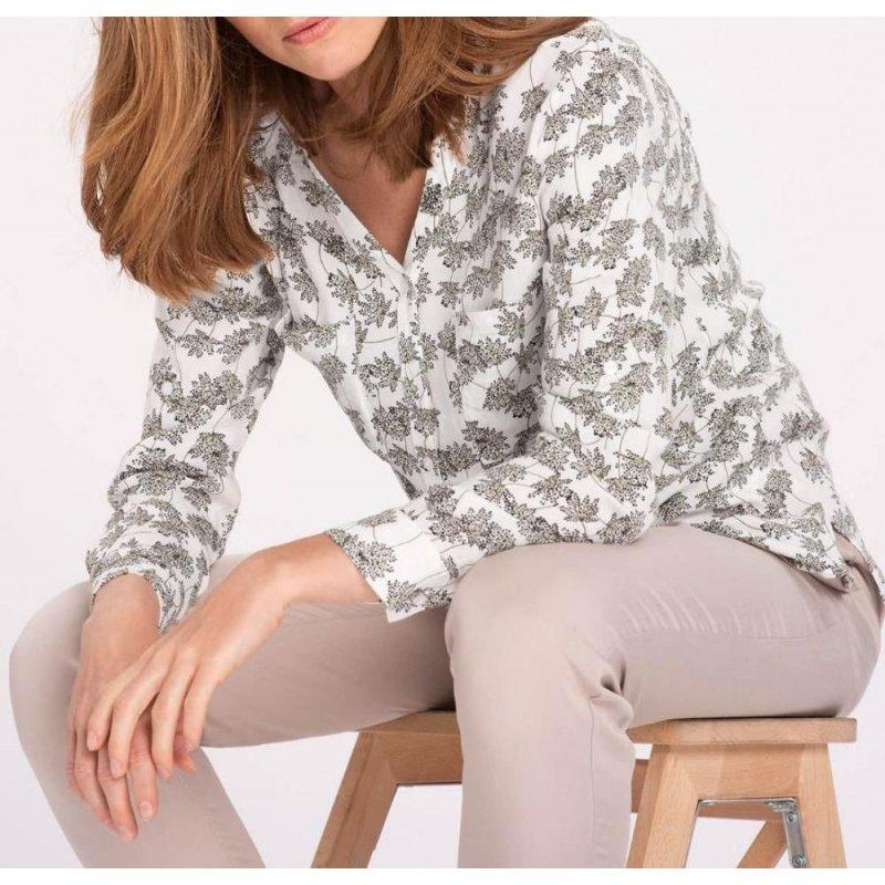 Bluzka damska K-OLIVE - biała