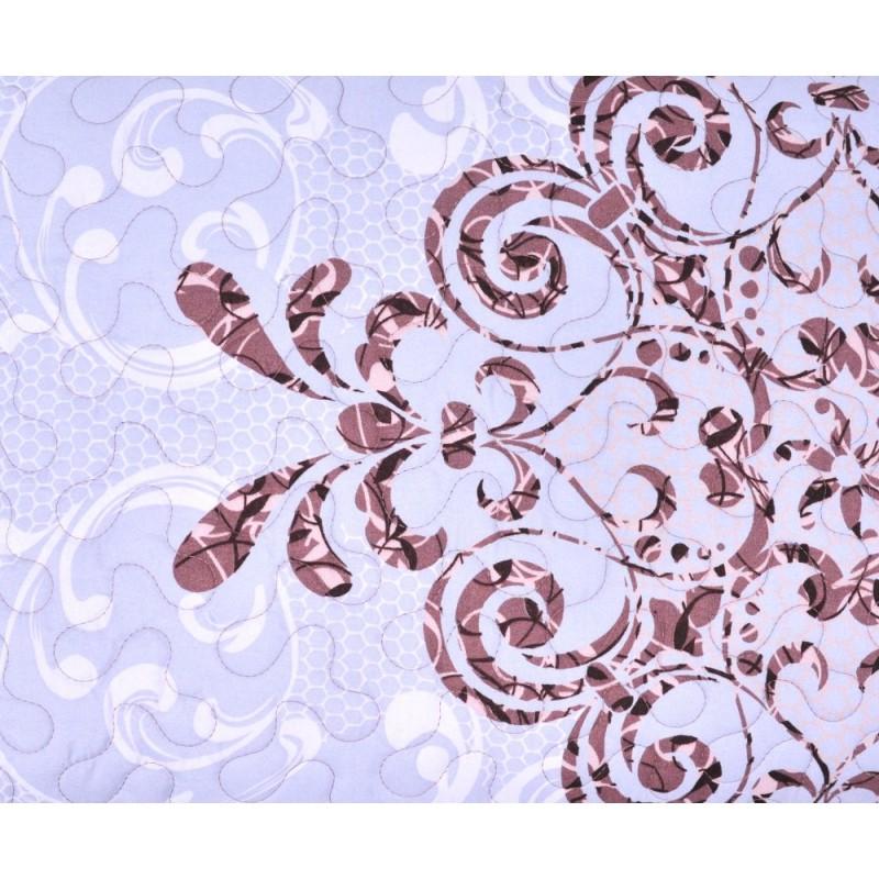 Narzuta pikowana GLAMOUR (wzór 2) 200x220