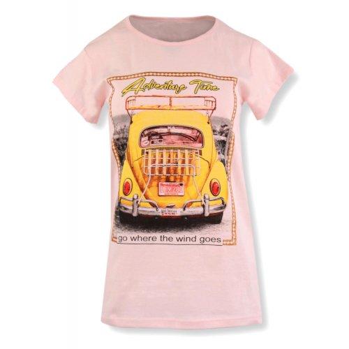 Koszulka damska z nadrukiem GARBUS 9514