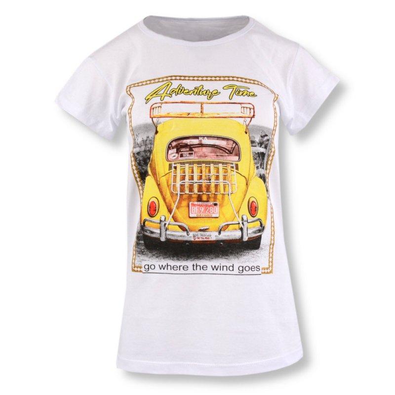 Koszulka damska z nadrukiem GARBUS 9515
