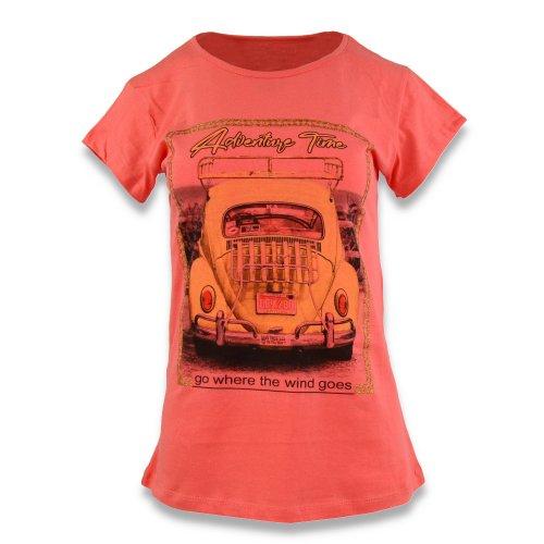 Koszulka damska z nadrukiem GARBUS 9517