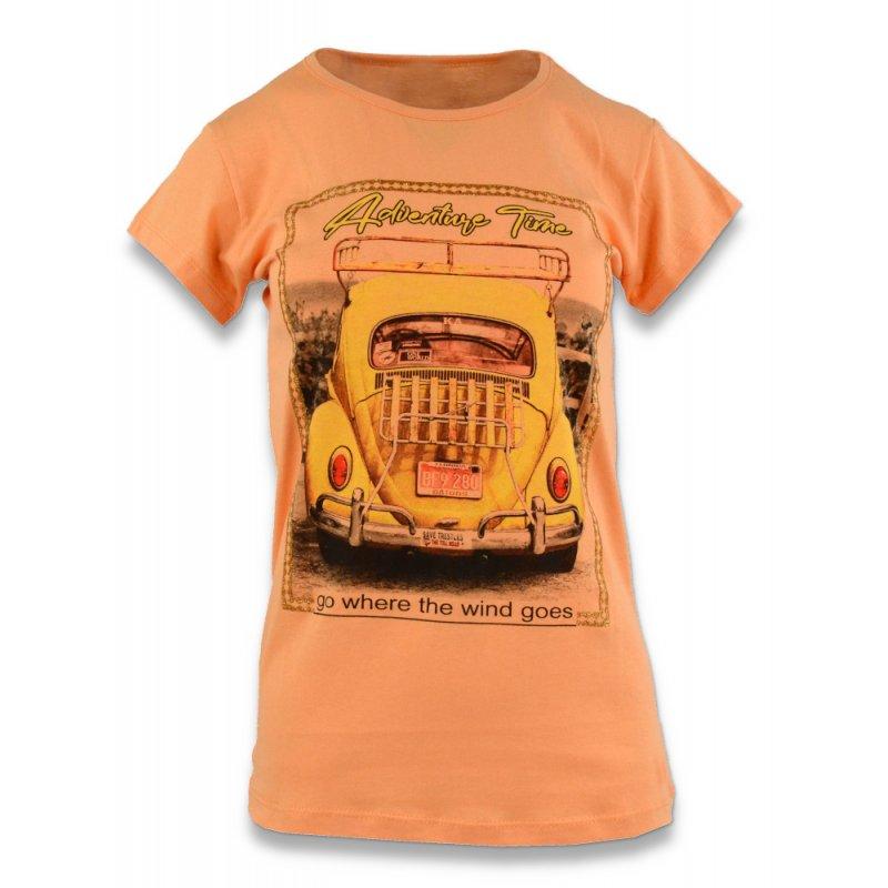 Koszulka damska z nadrukiem GARBUS 9518