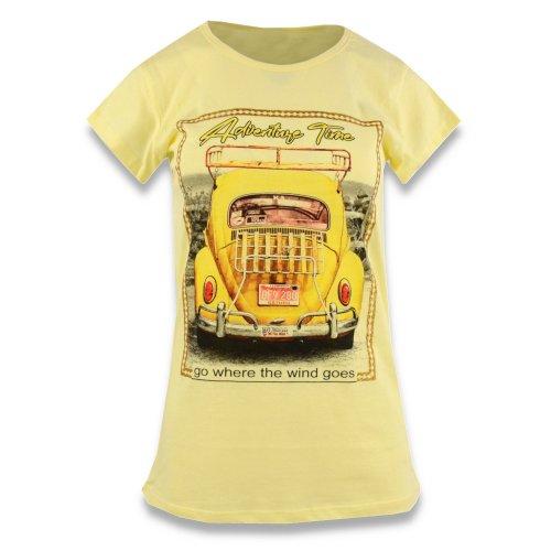 Koszulka damska z nadrukiem GARBUS 9519