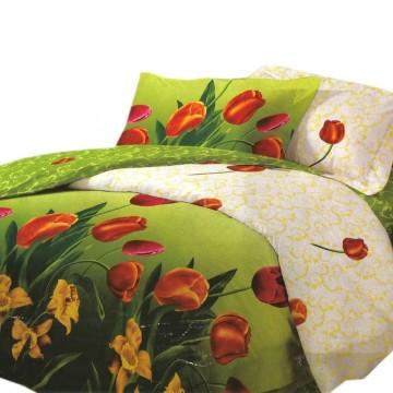 Pościel 100% bawełna NATURAL (wzór8) 160x200