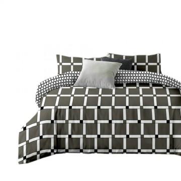 Pościel black & white (zapałki) 160x200