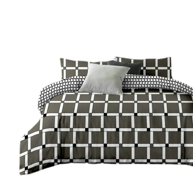 Pościel black & white (Zapałki) 200x220 Pościel 200x220 Pościel Mikrowłókno 200x220 Pościel 200/220
