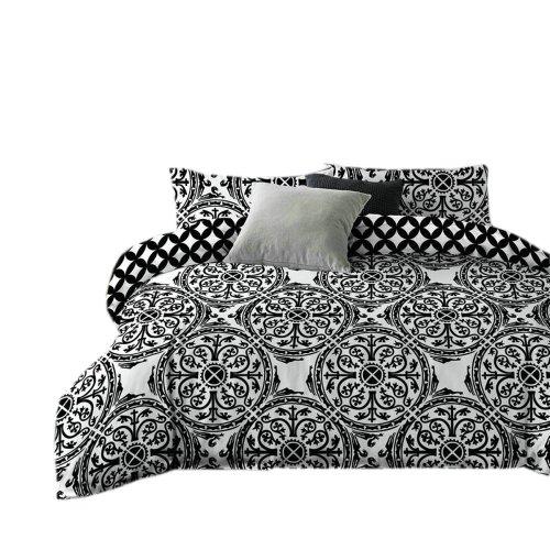 Pościel black & white (OrientFlowers) 160x200