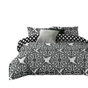 Pościel black & white (OrientFlowers) 200x220