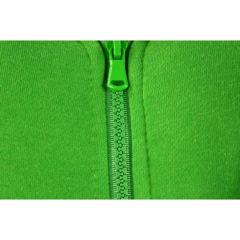 Klasyczna bluza damska - zielona