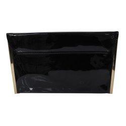 Duża płaska kopertówka (czarna)