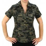 Koszula MORO z krótkim rękawem