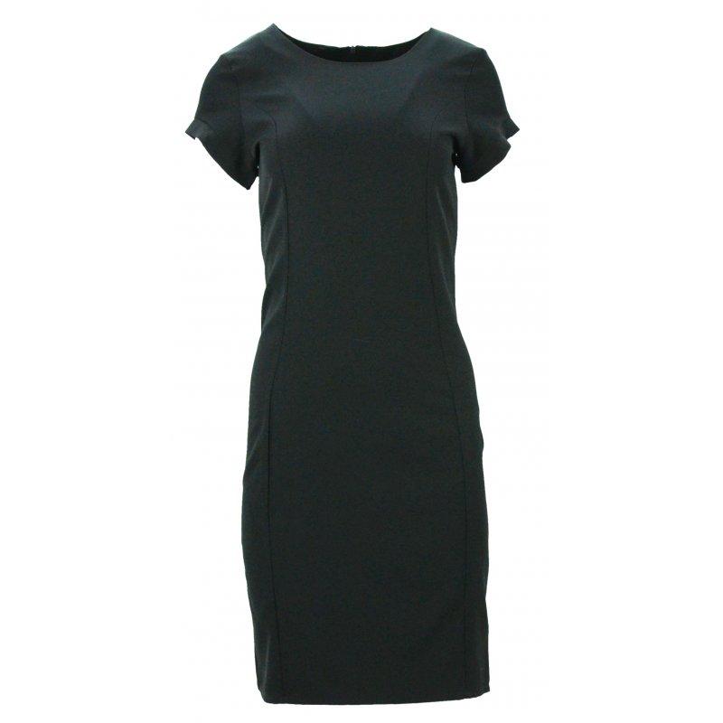 Ołówkowa sukienka (czarna)