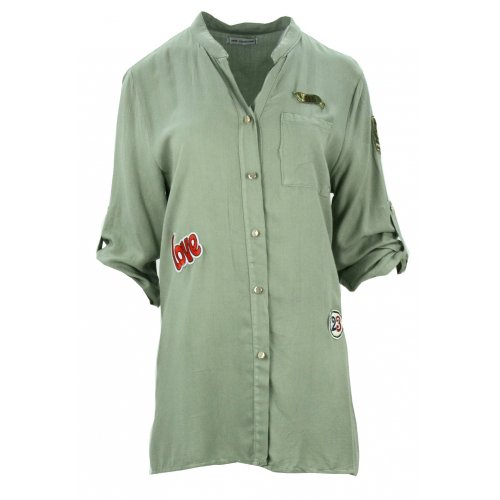 Militarna koszula/tunika (khaki)