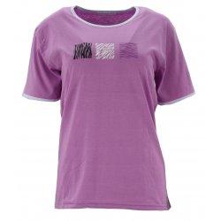 Piżamy damskie sklep internetowy ZEBRA (FIOLET)