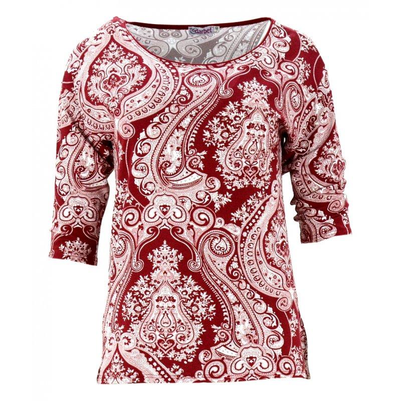 Bluzka turecki wzór