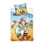 Pościel licencyjna dla dzieci 160x200 Asterix i Obelix AST8005