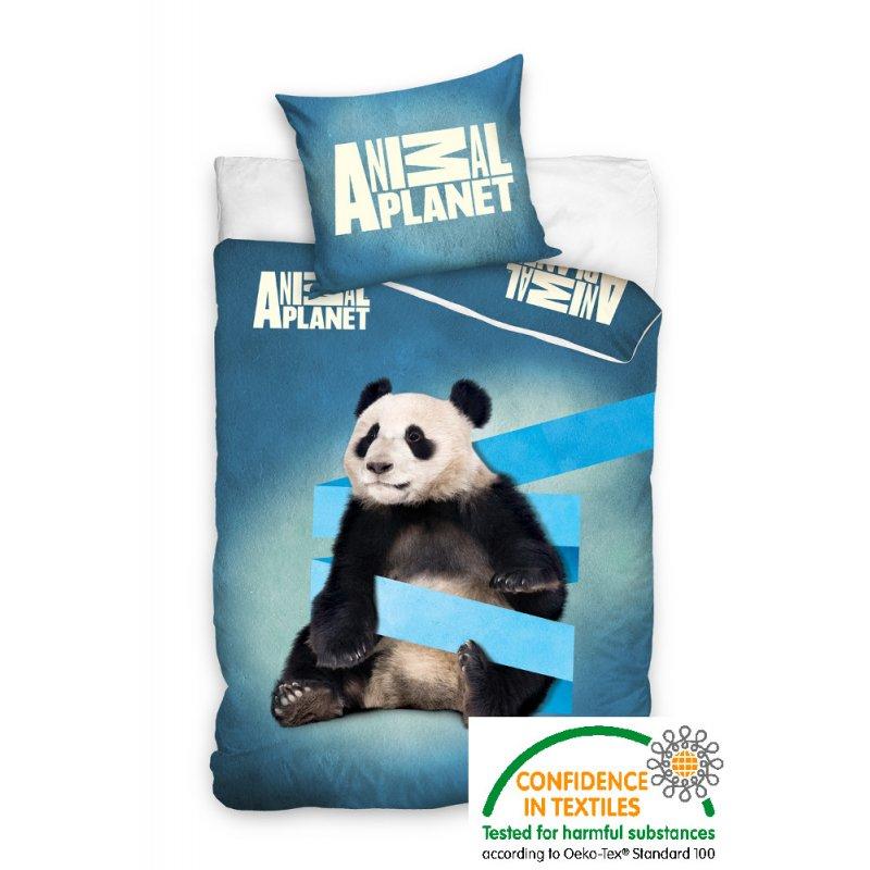 Pościel 3D w pandy 160x200 Pościel dla dzieci Panda