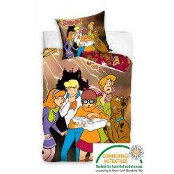 Pościel licencyjna dla dzieci 160x200 Scooby Doo SD161006 pościel dziecięca