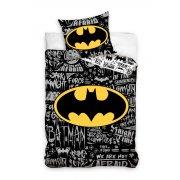Pościel licencyjna dla dzieci 140x200 Batman BAT163017-P