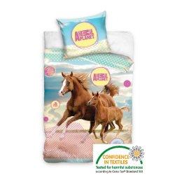 Pościel ze zwierzętami licencyjna 160x200 Konie ANIMAL PLANET AP163007
